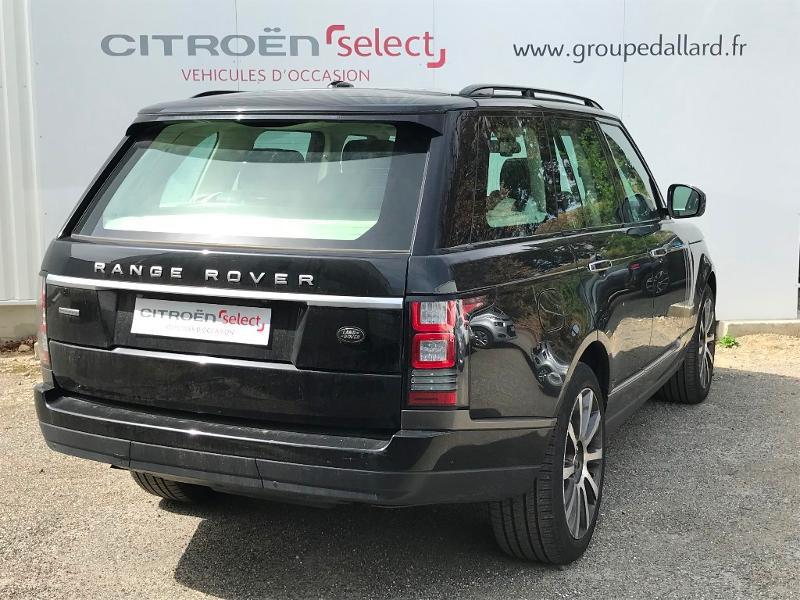 Photo 3 de l'offre de LAND-ROVER Range Rover 4.4 SDV8 Autobiography à 52950€ chez MURET - Citroën, DS Automobiles, VO toutes marques