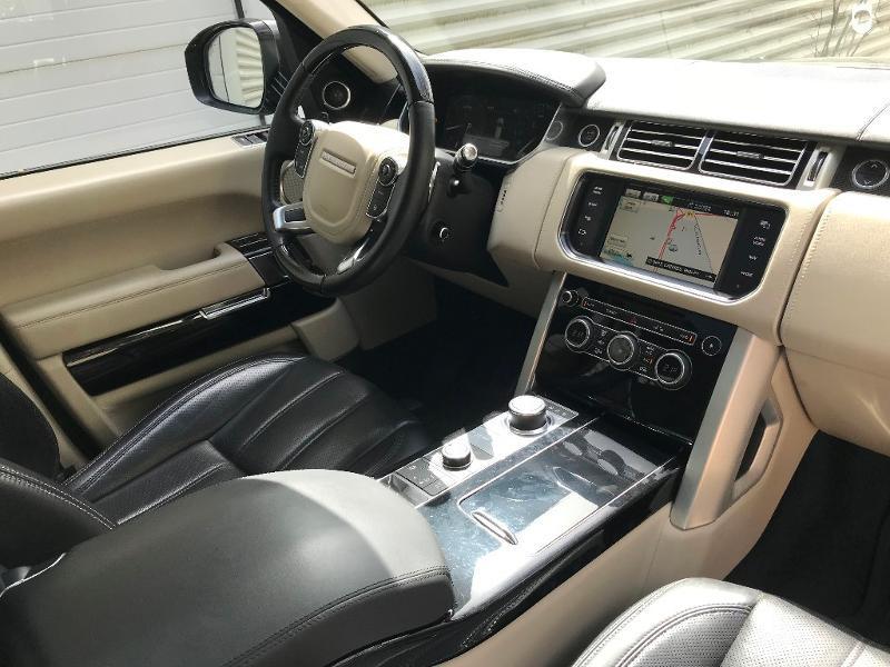 Photo 8 de l'offre de LAND-ROVER Range Rover 4.4 SDV8 Autobiography à 52950€ chez MURET - Citroën, DS Automobiles, VO toutes marques