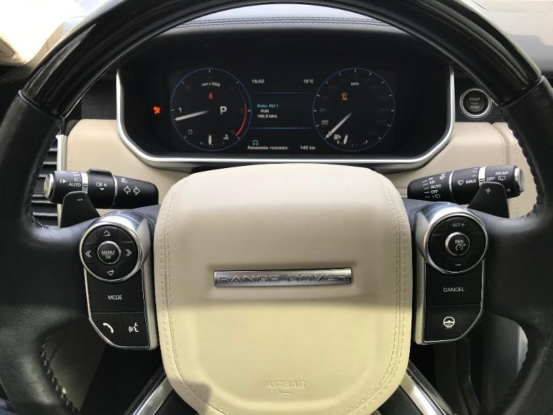Photo 17 de l'offre de LAND-ROVER Range Rover 4.4 SDV8 Autobiography à 52950€ chez MURET - Citroën, DS Automobiles, VO toutes marques