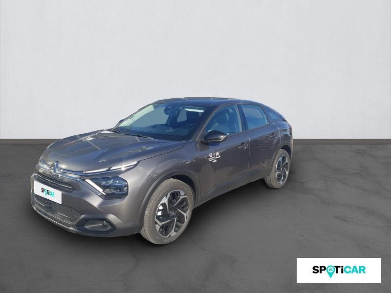 Citroen Nouvelle C4 BlueHDi 130 S&S EAT8 Feel Pack Diesel GRIS PLATINIUM Occasion à vendre