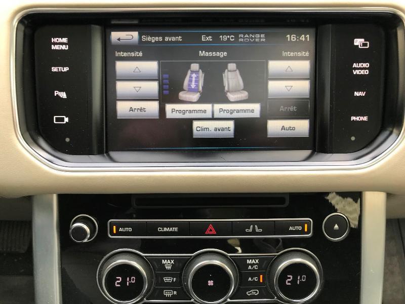 Photo 14 de l'offre de LAND-ROVER Range Rover 4.4 SDV8 Autobiography à 52950€ chez MURET - Citroën, DS Automobiles, VO toutes marques