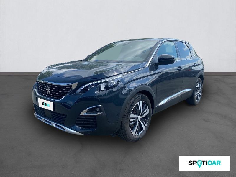 Peugeot 3008 1.5 BlueHDi 130ch E6.c GT Line S&S EAT8 Diesel Gris Hurrica Occasion à vendre