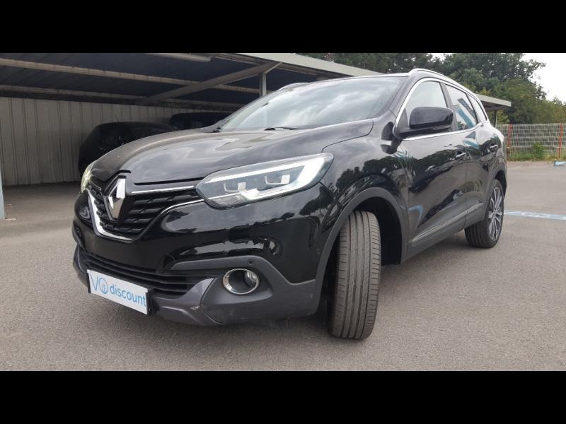 Renault Kadjar 1.6 dCi 130ch energy Intens Diesel NOIR Occasion à vendre