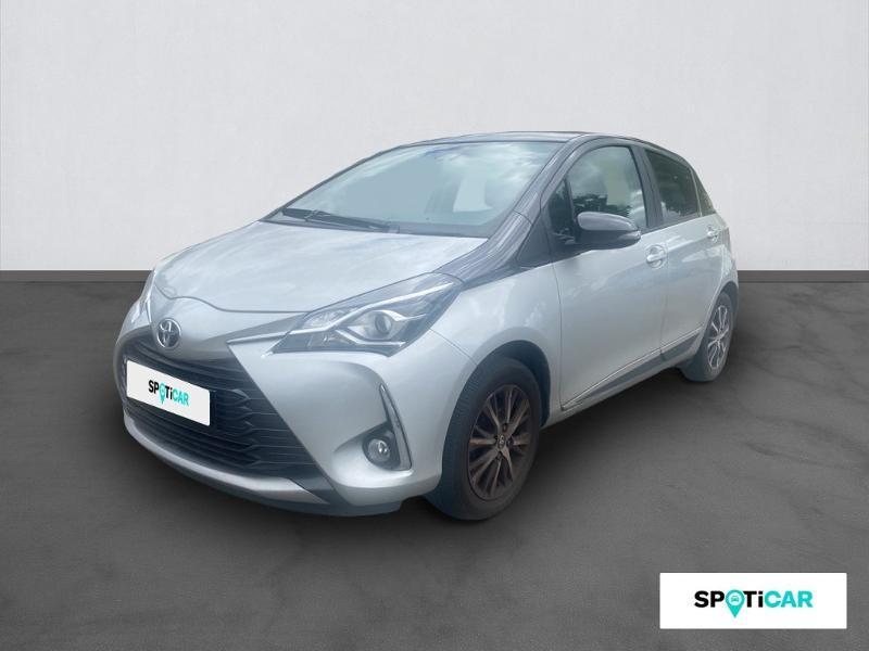 Toyota Yaris 110 VVT-i Design Y20 5p MY19 Essence GRIS C Occasion à vendre