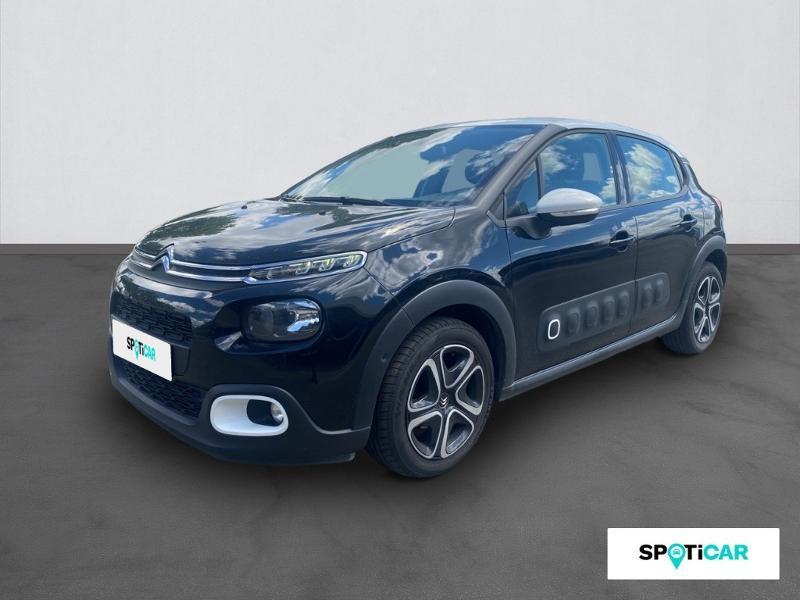 Citroen C3 BlueHDi 100ch Shine Business S&S Diesel NOIR Occasion à vendre