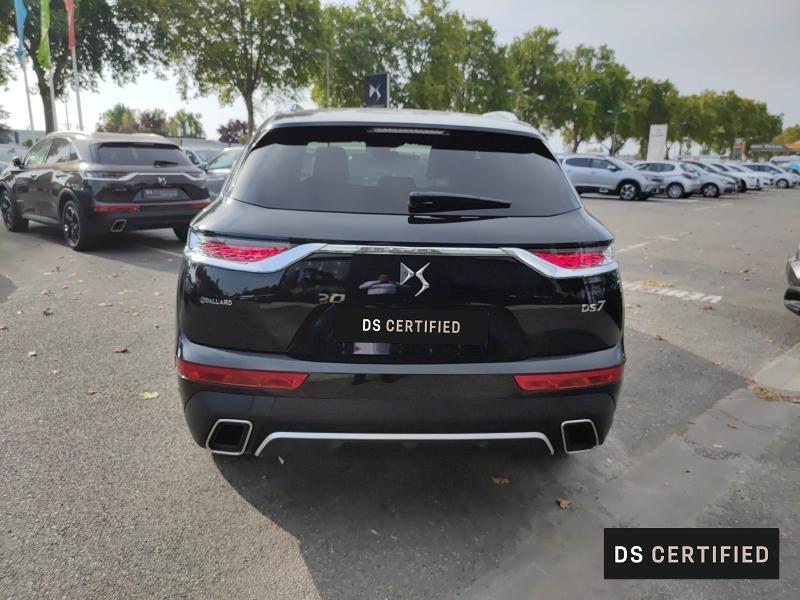 Photo 24 de l'offre de DS DS 7 Crossback BlueHDi 180ch Grand Chic Automatique à 55000€ chez Citroën Muret / DS SALON Muret