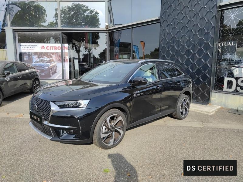 Photo 20 de l'offre de DS DS 7 Crossback BlueHDi 180ch Grand Chic Automatique à 55000€ chez Citroën Muret / DS SALON Muret