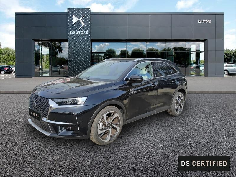 Ds DS 7 Crossback BlueHDi 180ch Grand Chic Automatique Diesel  Occasion à vendre