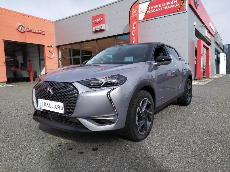Photo 1 de l'offre de DS DS 3 Crossback BlueHDi 130ch Grand Chic Automatique à 34500€ chez Citroën Muret / DS SALON Muret