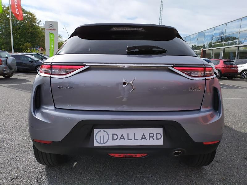 Photo 5 de l'offre de DS DS 3 Crossback BlueHDi 130ch Grand Chic Automatique à 34500€ chez Citroën Muret / DS SALON Muret