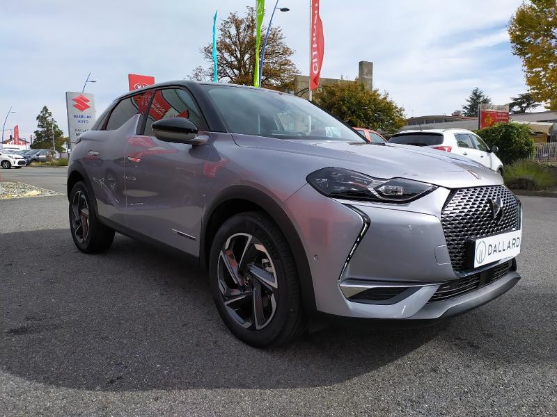 Photo 3 de l'offre de DS DS 3 Crossback BlueHDi 130ch Grand Chic Automatique à 34500€ chez Citroën Muret / DS SALON Muret