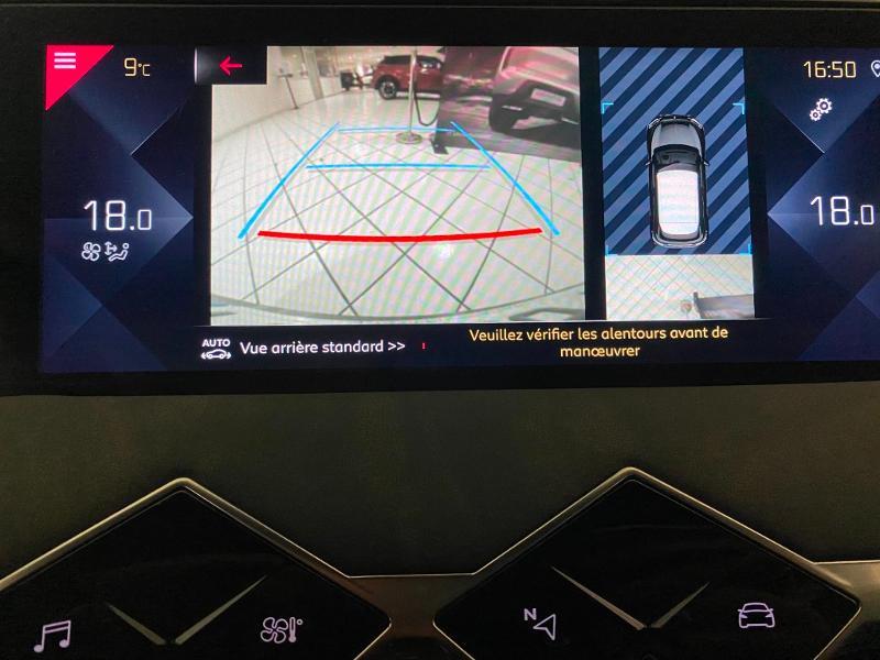 Photo 13 de l'offre de DS DS 3 Crossback PureTech 130ch Grand Chic Automatique à 33000€ chez MURET - Citroën, DS Automobiles, VO toutes marques