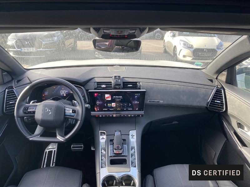 Photo 8 de l'offre de DS DS 7 Crossback PureTech 225ch Grand Chic Automatique 12cv 125g à 50500€ chez MURET - Citroën, DS Automobiles, VO toutes marques