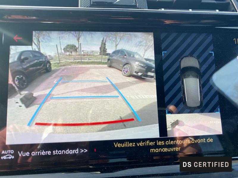Photo 15 de l'offre de DS DS 7 Crossback PureTech 225ch Grand Chic Automatique 12cv 125g à 50500€ chez MURET - Citroën, DS Automobiles, VO toutes marques