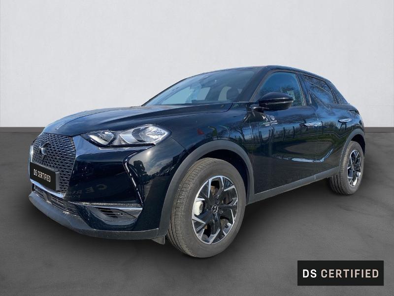 Ds DS 3 Crossback BlueHDi 130ch So Chic Automatique 7cv Diesel NOIR PERLA NACRE Occasion à vendre