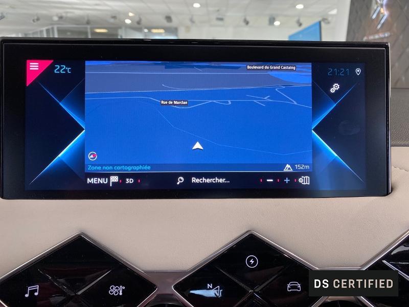 Photo 12 de l'offre de DS DS 3 Crossback E-Tense Grand Chic à 42500€ chez Citroën Muret / DS SALON Muret