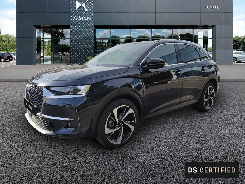 Ds DS 7 Crossback BlueHDi 180ch Grand Chic Automatique Diesel BLEU ENCRE Occasion à vendre