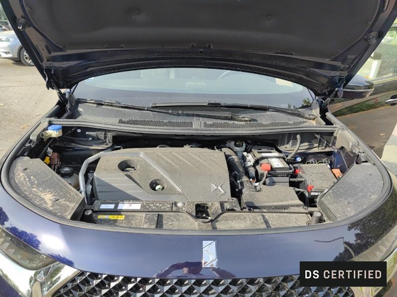 Photo 12 de l'offre de DS DS 7 Crossback BlueHDi 180ch Grand Chic Automatique à 55000€ chez Citroën Muret / DS SALON Muret