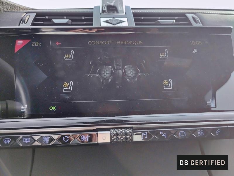 Photo 15 de l'offre de DS DS 7 Crossback BlueHDi 180ch Grand Chic Automatique à 55000€ chez Citroën Muret / DS SALON Muret