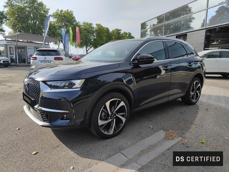 Photo 18 de l'offre de DS DS 7 Crossback BlueHDi 180ch Grand Chic Automatique à 55000€ chez Citroën Muret / DS SALON Muret