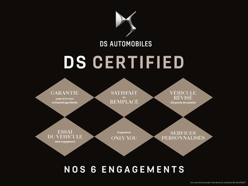 Photo 17 de l'offre de DS DS 7 Crossback BlueHDi 180ch Grand Chic Automatique à 55000€ chez Citroën Muret / DS SALON Muret