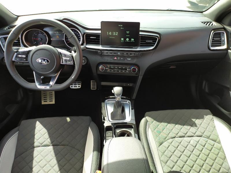 Photo 9 de l'offre de KIA ProCeed 1.6 CRDI 136ch GT Line DCT7 Pro cee d Pro_ceed à 28490€ chez Citroën Saint-Gaudens / Dallard Motors Multimarques Saint-Gaudens