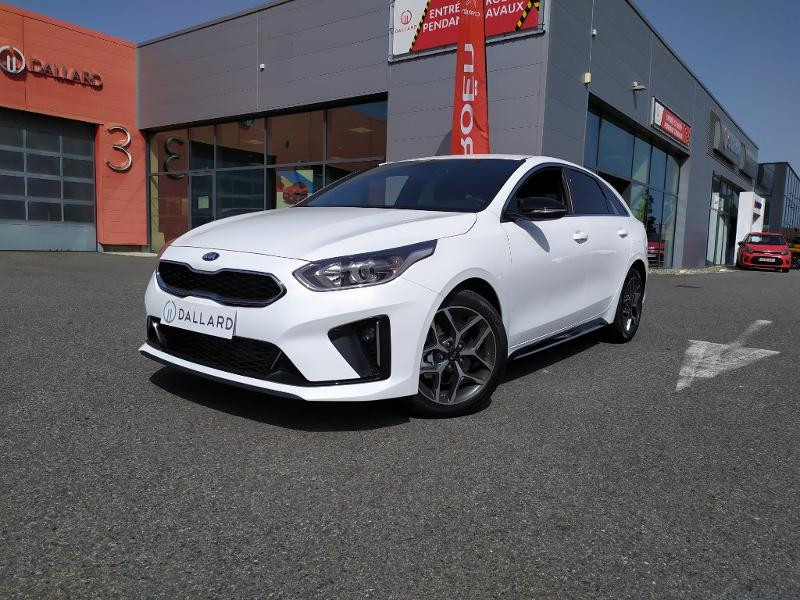 Kia ProCeed 1.6 CRDI 136ch GT Line DCT7 Pro cee d Pro_ceed Diesel DELUXE WHITE Occasion à vendre