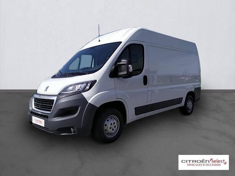 Peugeot Boxer Fg 330 L2H2 2.0 BlueHDi 130 S&S Premium Pack Diesel BLANC Occasion à vendre