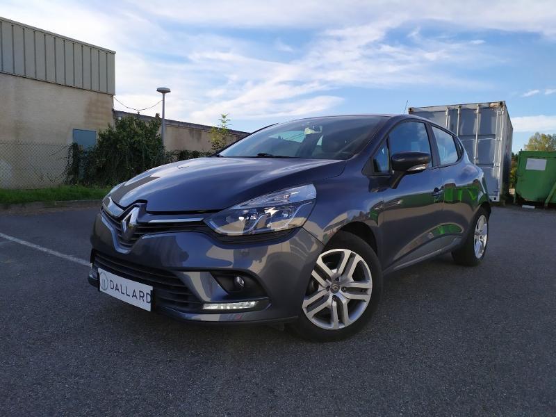 Renault Clio 1.5 dCi 90ch energy Business 5p Euro6c Diesel GRIS F Occasion à vendre