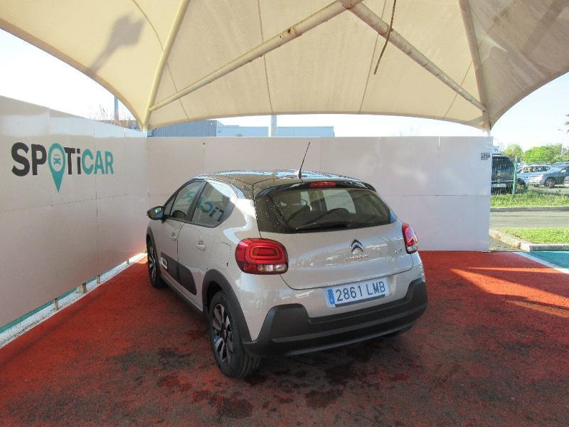 Photo 8 de l'offre de CITROEN C3 1.2 PureTech 83ch S&S Feel à 15950€ chez Citroën Côte Basque / DS STORE Côte Basque