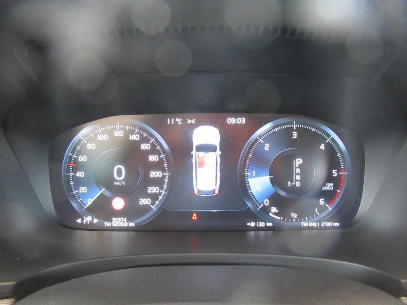 Photo 18 de l'offre de VOLVO V90 D5 AWD 235ch Inscription Geartronic à 34950€ chez Citroën Côte Basque / DS STORE Côte Basque