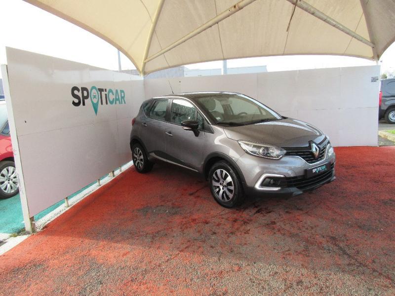 Photo 3 de l'offre de RENAULT Captur 1.5 dCi 90ch energy Business eco² à 13950€ chez Citroën Côte Basque / DS STORE Côte Basque