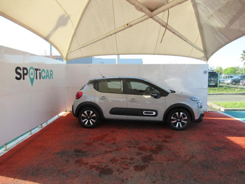 Photo 5 de l'offre de CITROEN C3 1.2 PureTech 83ch S&S Feel à 15950€ chez Citroën Côte Basque / DS STORE Côte Basque