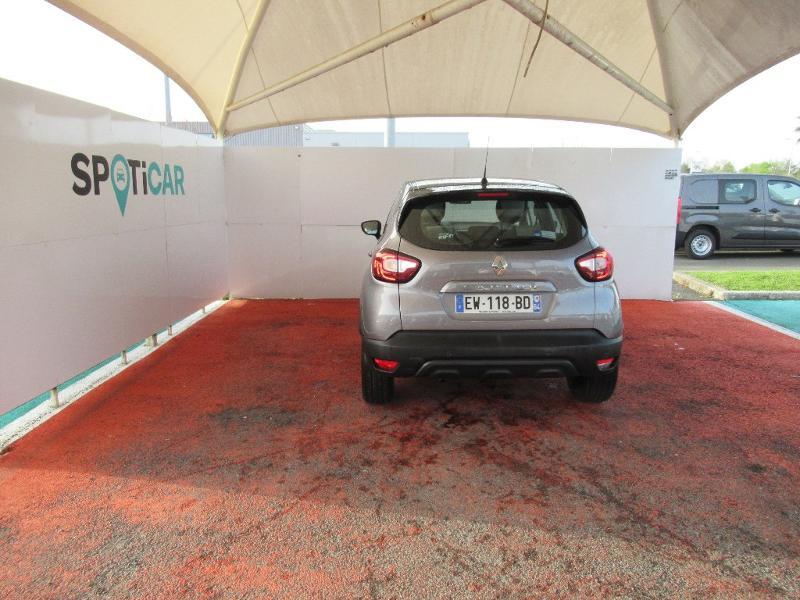 Photo 5 de l'offre de RENAULT Captur 1.5 dCi 90ch energy Business eco² à 13950€ chez Citroën Côte Basque / DS STORE Côte Basque