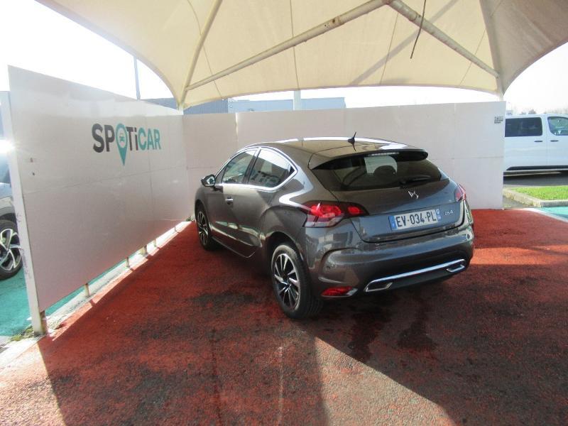 Photo 6 de l'offre de DS DS 4 BlueHDi 120ch So Chic S&S EAT6 à 16750€ chez Citroën Côte Basque / DS STORE Côte Basque