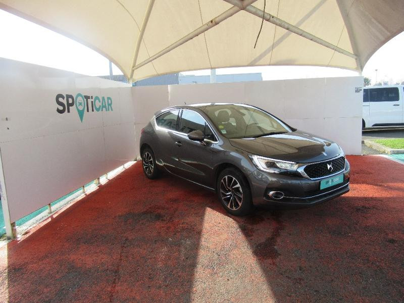 Photo 3 de l'offre de DS DS 4 BlueHDi 120ch So Chic S&S EAT6 à 16750€ chez Citroën Côte Basque / DS STORE Côte Basque