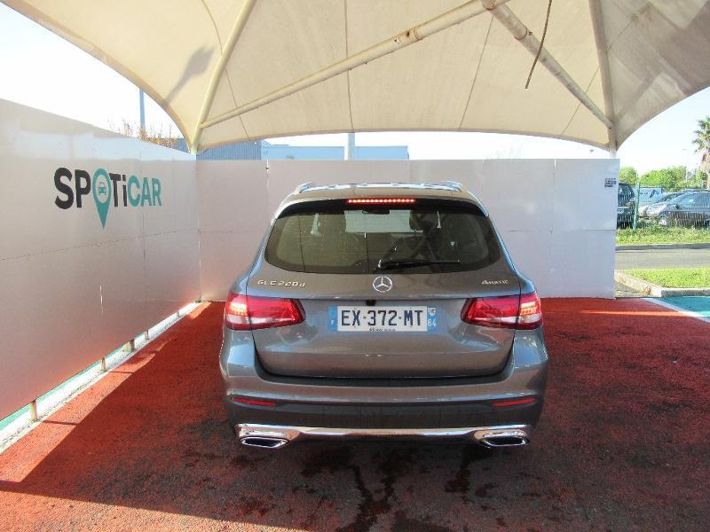 Photo 5 de l'offre de MERCEDES-BENZ GLC 220 d 170ch Executive 4Matic 9G-Tronic Euro6c à 36950€ chez Citroën Côte Basque / DS STORE Côte Basque