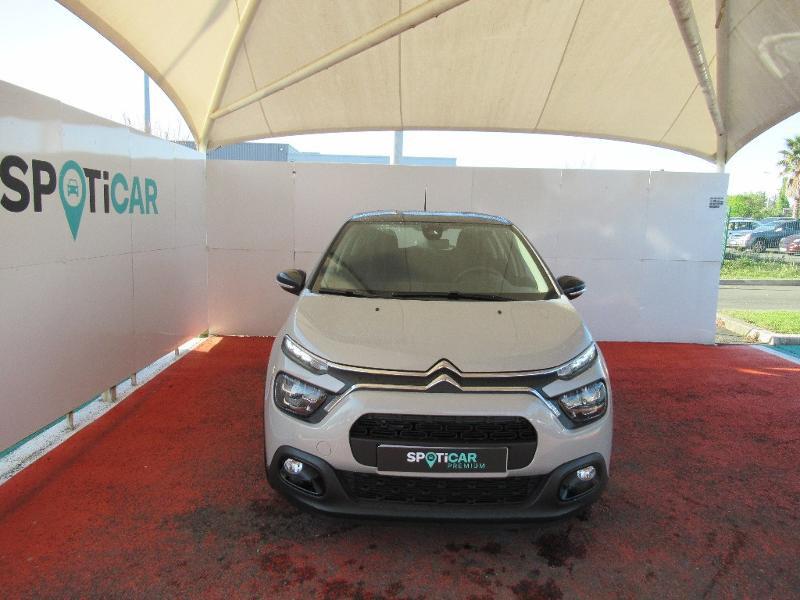 Photo 3 de l'offre de CITROEN C3 1.2 PureTech 83ch S&S Feel à 15950€ chez Citroën Côte Basque / DS STORE Côte Basque