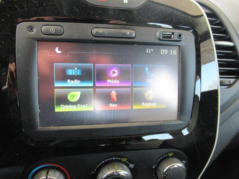 Photo 14 de l'offre de RENAULT Captur 1.5 dCi 90ch energy Business eco² à 13950€ chez Citroën Côte Basque / DS STORE Côte Basque