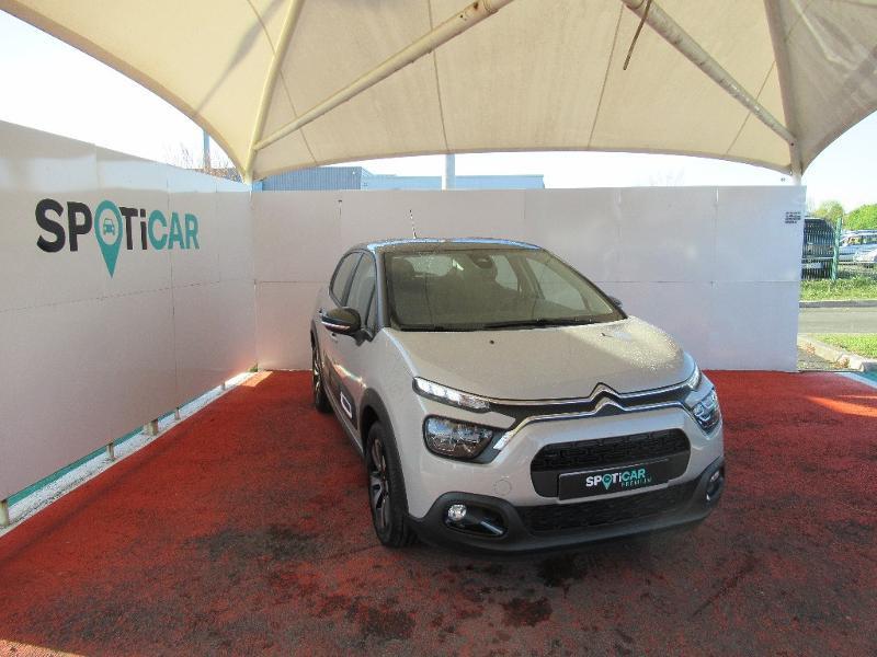 Photo 4 de l'offre de CITROEN C3 1.2 PureTech 83ch S&S Feel à 15950€ chez Citroën Côte Basque / DS STORE Côte Basque