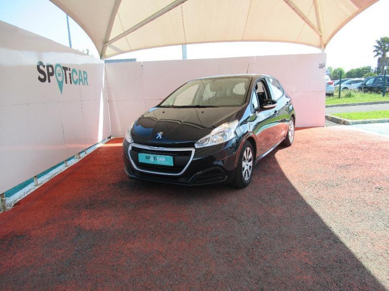 Peugeot 208 1.2 PureTech 68ch Like 5p Essence BLEU FONCE Occasion à vendre