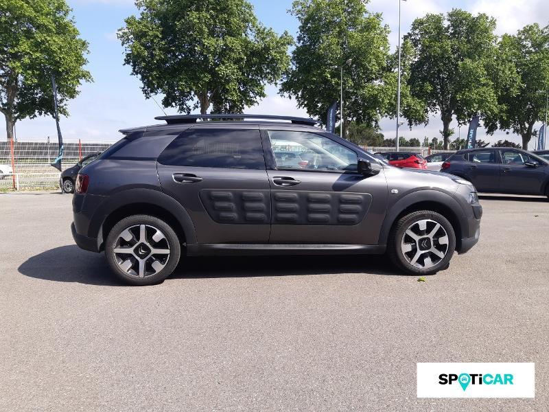 Photo 4 de l'offre de CITROEN C4 Cactus PureTech 82 Feel S&S ETG à 9450€ chez Citroën Côte Basque / DS STORE Côte Basque