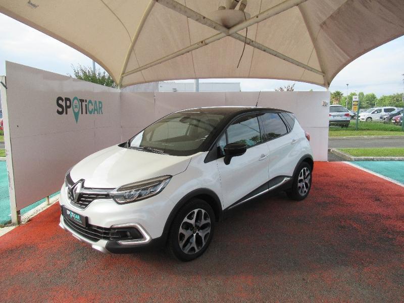 Renault Captur 1.2 TCe 120ch energy Intens Essence BLANC NACRE Occasion à vendre