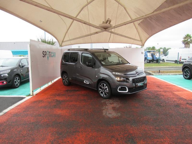 Photo 3 de l'offre de CITROEN Berlingo M BlueHDi 130ch S&S Shine à 27950€ chez Citroën Côte Basque / DS STORE Côte Basque