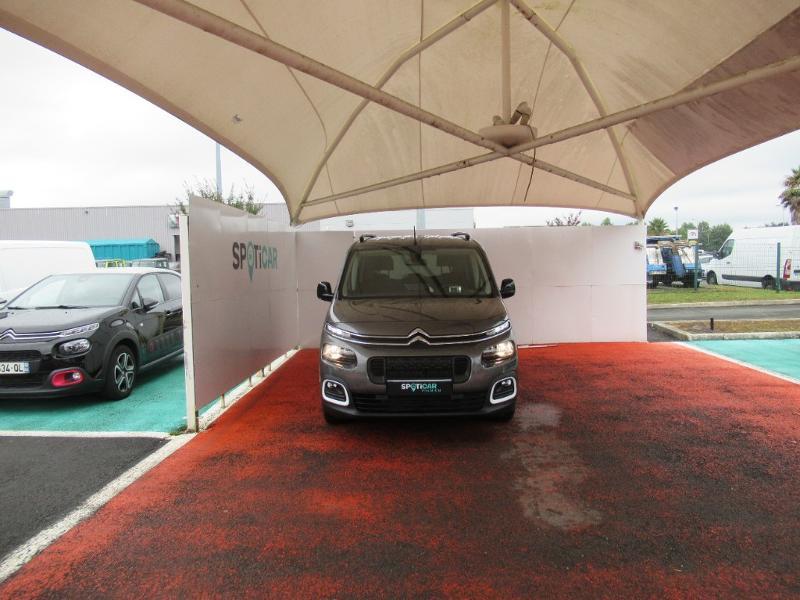 Photo 2 de l'offre de CITROEN Berlingo M BlueHDi 130ch S&S Shine à 27950€ chez Citroën Côte Basque / DS STORE Côte Basque