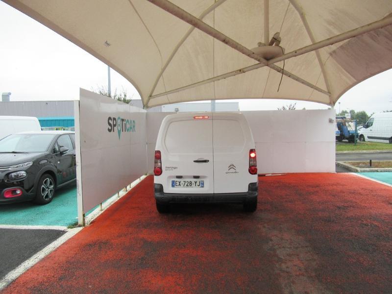 Photo 5 de l'offre de CITROEN Berlingo M 1.6 BlueHDi 100 S&S Business à 12950€ chez Citroën Côte Basque / DS STORE Côte Basque