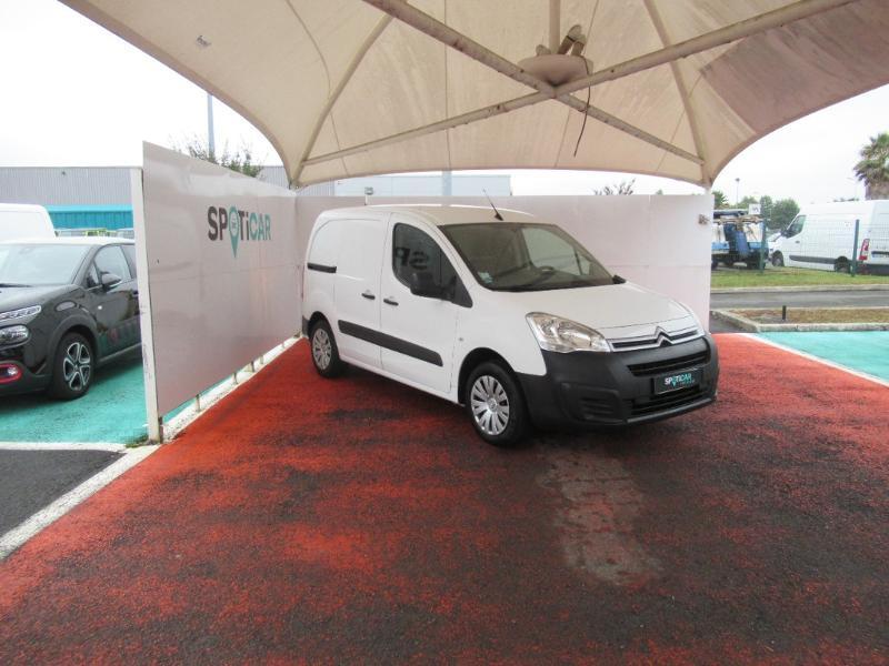 Photo 3 de l'offre de CITROEN Berlingo M 1.6 BlueHDi 100 S&S Business à 12950€ chez Citroën Côte Basque / DS STORE Côte Basque