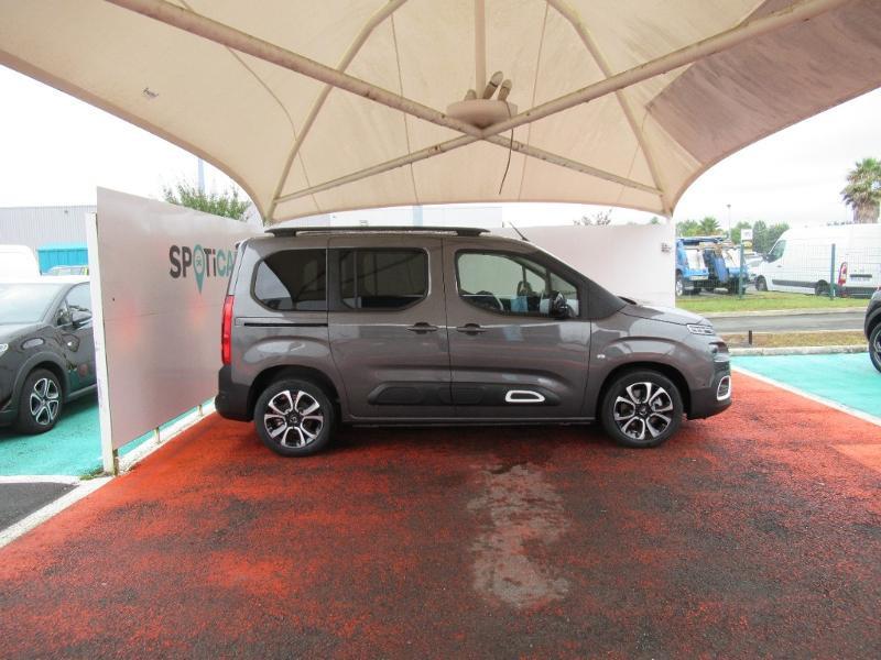Photo 4 de l'offre de CITROEN Berlingo M BlueHDi 130ch S&S Shine à 27950€ chez Citroën Côte Basque / DS STORE Côte Basque