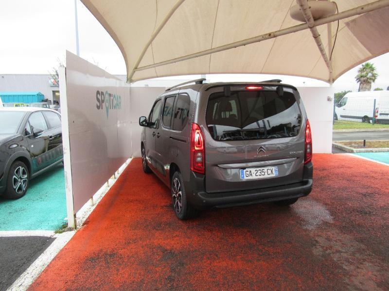 Photo 8 de l'offre de CITROEN Berlingo M BlueHDi 130ch S&S Shine à 27950€ chez Citroën Côte Basque / DS STORE Côte Basque