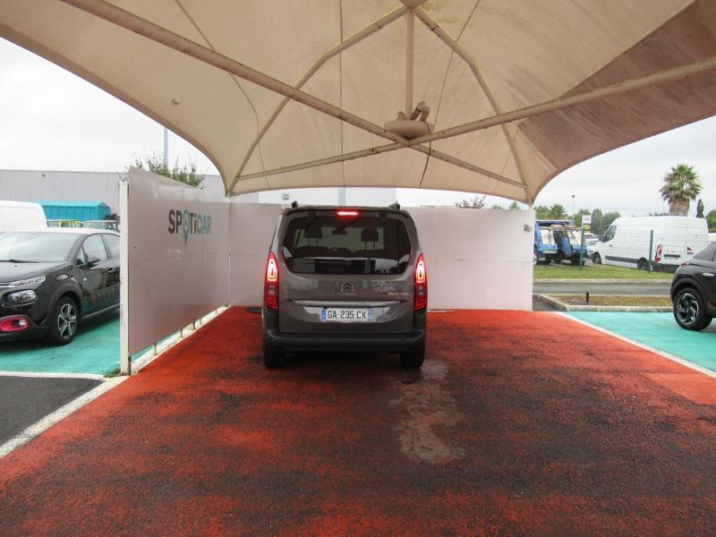 Photo 5 de l'offre de CITROEN Berlingo M BlueHDi 130ch S&S Shine à 27950€ chez Citroën Côte Basque / DS STORE Côte Basque